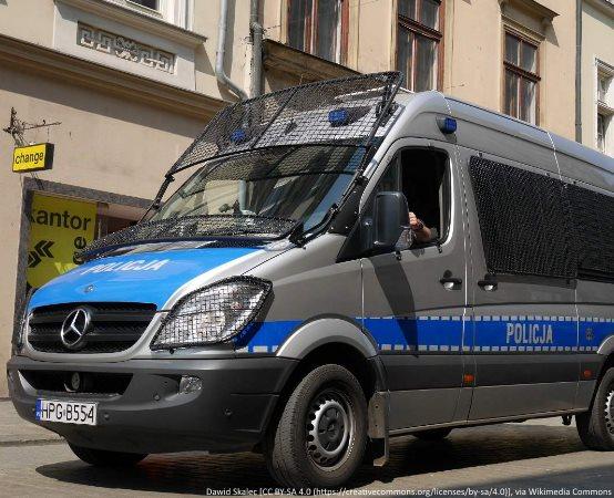 Policja Mysłowice: Nietrzeźwy kierowca tira ujęty przez ochronę kopalni