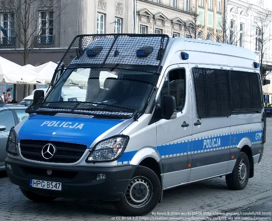 Policja Mysłowice: Przedszkolaki odwiedziły mysłowicką komendę