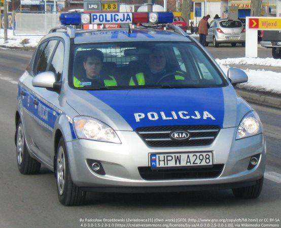 Policja Mysłowice: Dwóch nietrzeźwych kierujących zatrzymanych