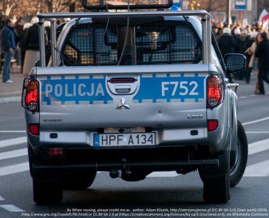 Policja Mysłowice: Policyjna mapa wypadków drogowych ze skutkiem śmiertelnym – Wakacje 2021